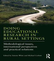 Doing Educational Research in Rural Settings PDF