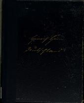 Deutschland, ein Wintermärchen: Faksimiledruck nach der Handschrift des Dichters nebst vier Blättern des Brouillons aus dem Nachlasse der Kaiserin Elisabeth von Österreich