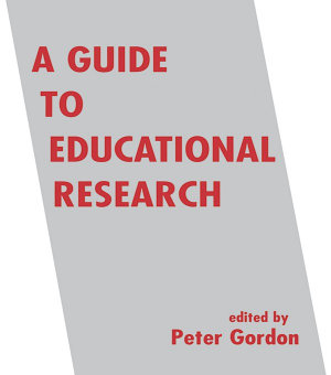 A Guide to Educational Research PDF