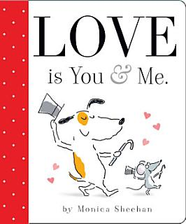 Love is You   Me  Book