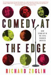 Comedy At The Edge Book PDF