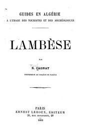 Lambèse