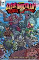 Teenage Mutant Ninja Turtles  Bebop   Rocksteady Destroy Everything  2 PDF