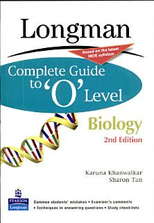 Longman Complete Guide Ol Biology 2 e Book