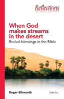 When God Makes Streams in the Desert