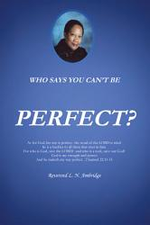 Who Says You Can T Be Perfect  Book PDF
