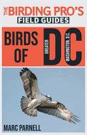 Birds of Greater Washington, D.C.
