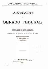 Anais da Câmara dos Deputados: Volume 2