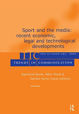 Sport and the Media PDF