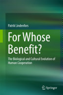 For Whose Benefit?