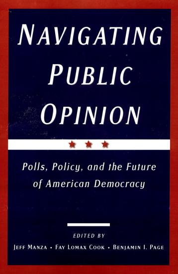 Navigating Public Opinion PDF