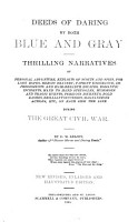 Deeds of Daring by Both Blue and Gray PDF