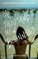 A Thousand New Beginnings