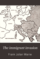 The Immigrant Invasion