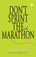 Don't Sprint The Marathon