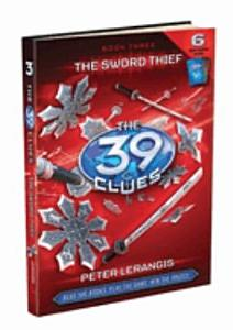 The Sword Thief Book