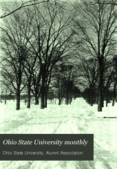 Ohio State University Monthly: Volume 3, Issue 4