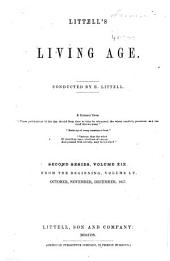 The Living Age ...: Volume 55