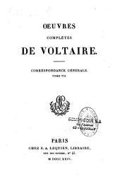 Oeuvres complètes de Voltaire: Volume52