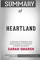 Summary of Heartland by Sarah Smarsh
