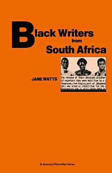 Black Writers From South Africa PDF