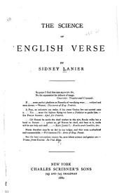 The Science of English Verse