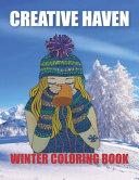 Creative Haven Winter Coloring Book