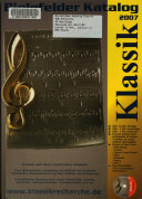 Bielefelder Katalog Klassik PDF