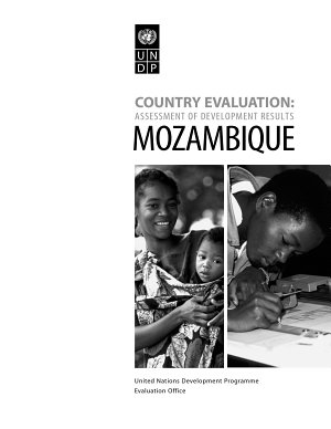 Assessment of Development Results   Mozambique PDF