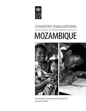 Assessment of Development Results   Mozambique PDF