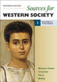 Sources for Western Society  Volume 1