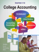 College Accounting  Chapters 1 12