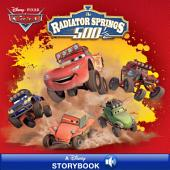 Cars Toons: The Radiator Springs 500 1/2: A Disney Read-Along