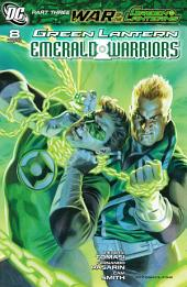 Green Lantern: Emerald Warriors (2010-) #8