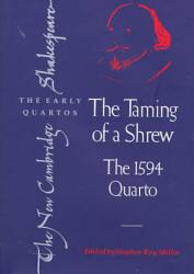 The Taming Of A Shrew Book PDF