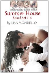 Summer House Series Boxed Set 1-4: Complete Set