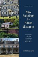 New Solutions for House Museums PDF