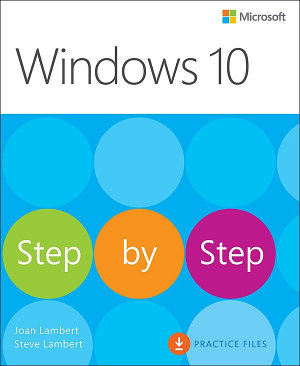 Windows 10 Step by Step PDF