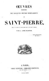 Oeuvres de Jacques-Henri-Bernardin de Saint-Pierre: Volume2