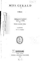 Mrs. Gerald: A Novel