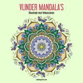 Vlinder Mandala's Kleurboek voor Volwassenen 1