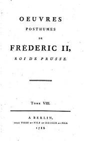 Poésies. Correspondance: lettres à M. Jordan et à M. de Voltaire