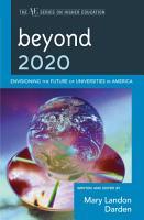 Beyond 2020 PDF