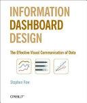 Information Dashboard Design Book