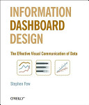 Information Dashboard Design Book