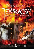Essentials of Terrorism PDF