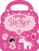 My Pretty Pink Sticker Purse PDF