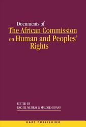 The African Commission on Human and Peoples' Rights and International Law