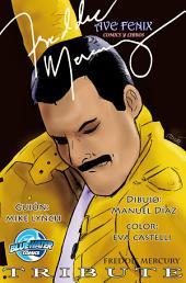 Freddie Mercury: Comic biografia