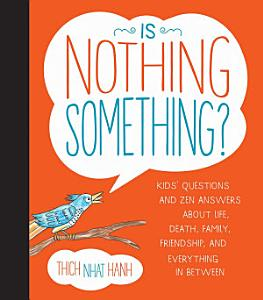Is Nothing Something  Book